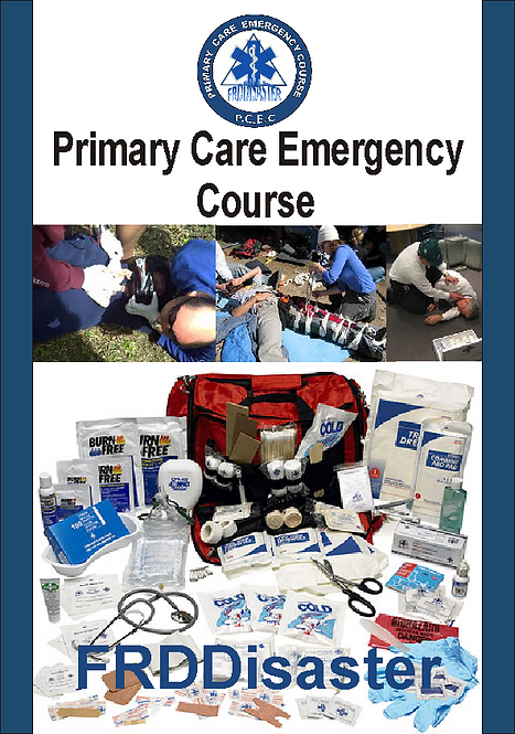 courses Primary Care Emergency recognized for quality, has as target audience. The rescuer intends to gain necessary information on the first call.