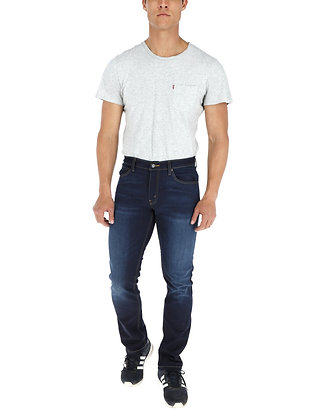 TM06818 JAGGER SLIM DARK WASH