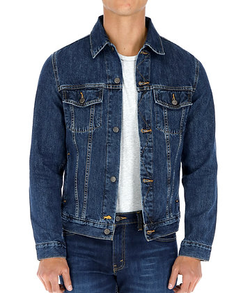 TMJ00818 ROCKER JACKET OBSOLET INDIGO