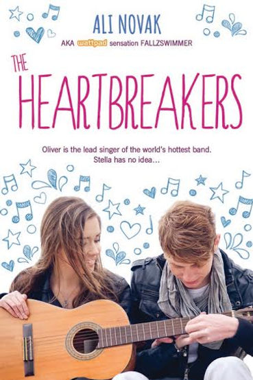 The Heartbreakers book cover