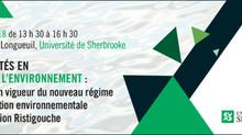 Formation reconnue par le Barreau du Québec