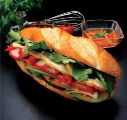Authentic Vietnamese Pork Roll