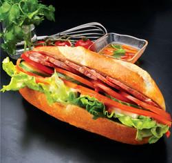 Salami Salad Roll