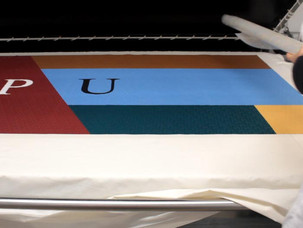"""UNITED FLAGS OF PITTI"" REALIZZATE DA BOND FACTORY & DYLOAN STUDIO"