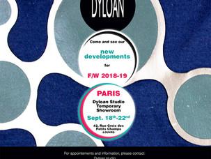 Showroom on tour - Paris