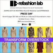 D-house laboratorio urbano presenta D-refashion lab