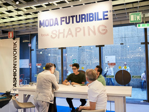 Moda Futuribile at Pitti Immagine Filati 83