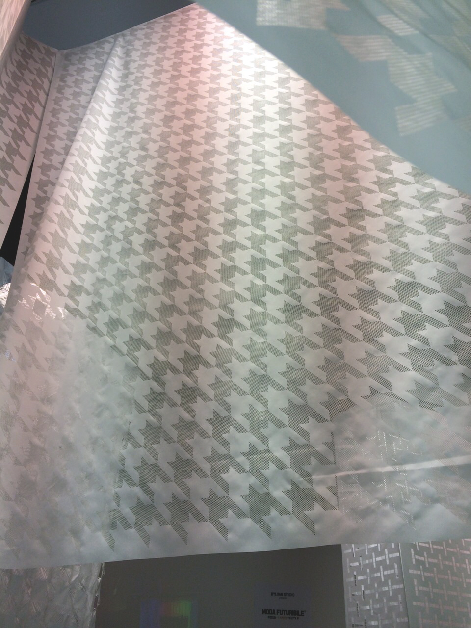 lasercut curtain