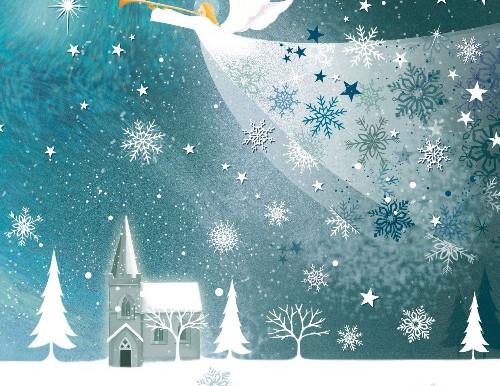 Collecte de fonds de l'Arbre des anges de Noël /                Angel Christmas Tree Fundraiser