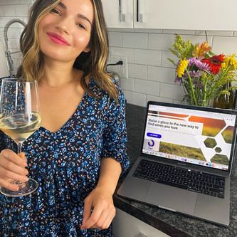 "Want to find the wine you'll love? Introducing Sippd, your new fave ""AI-Powered Personal Sommelier"""