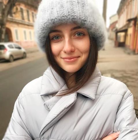 Куртка пальто светло-серая Mimichu