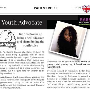 RARE RevolutionMagazine Article