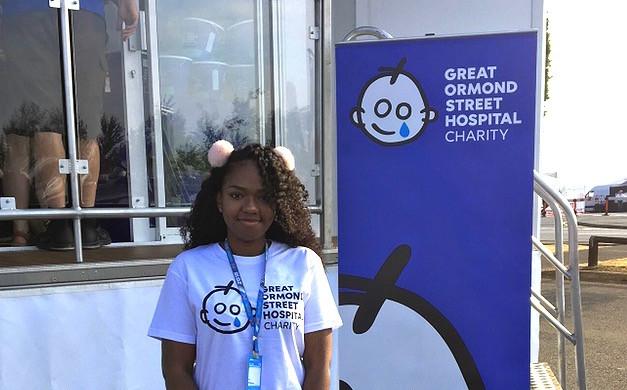Great Ormond Street Hospital Charity & Katty's Territory