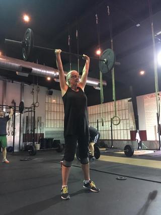 Iron Bridge Athlete: Ann Gallacher