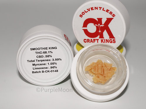 Craft Kings - Live Rosin - OTD