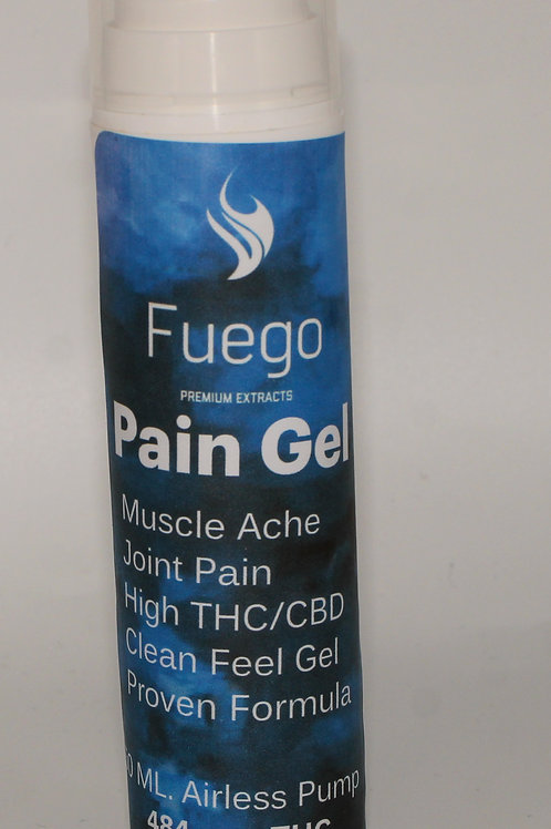 Fuego Pain Gel 50ml