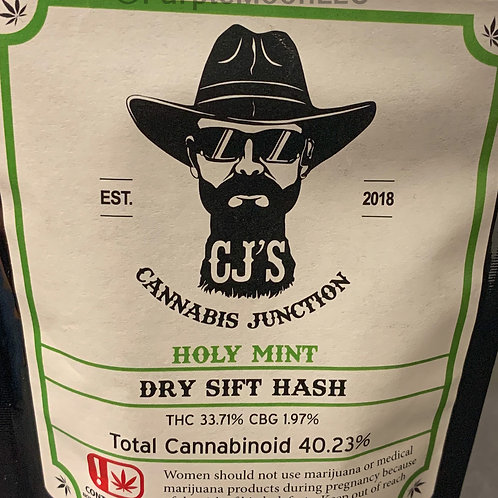 CJ Dry Shift Hash