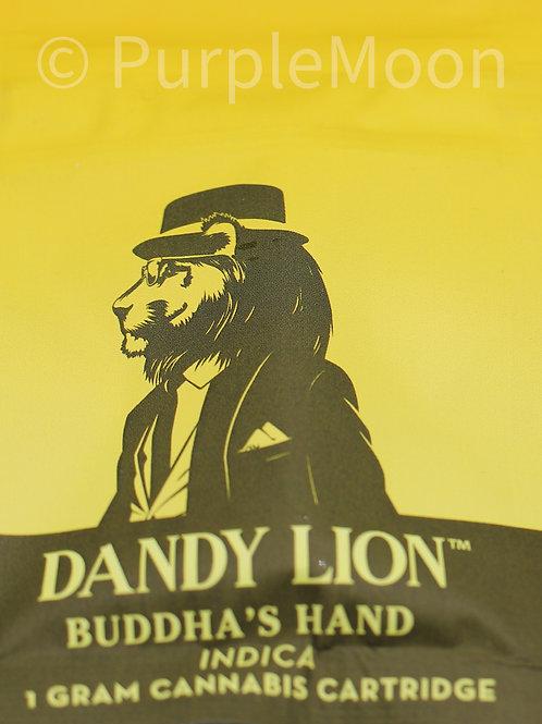 Dandy Lion Vape Cart