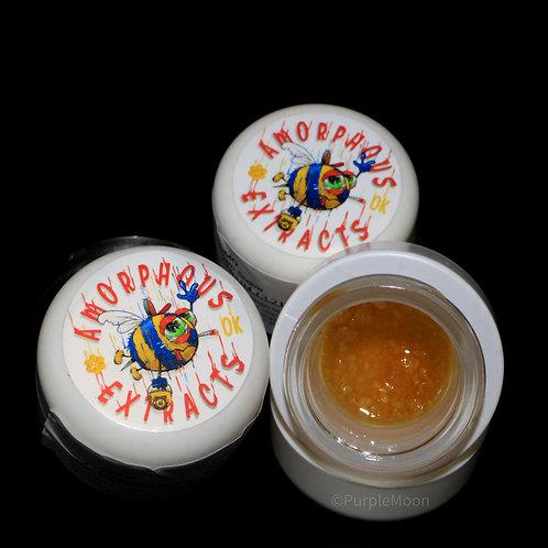Amorphous Sugar (Cured)