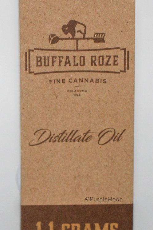 Buffalo Roze 1.1 gram carts