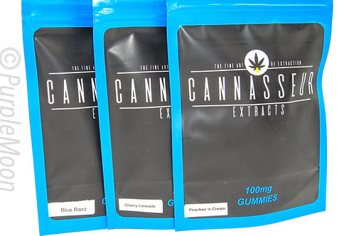 Cannaseur RSO gummies 100mg