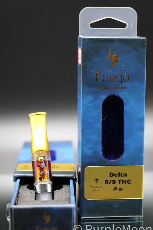 .5g Delta 8/9 Cart - Fuego
