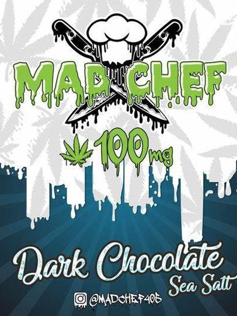 Mad Chef - 1000mg Chocolate Bars