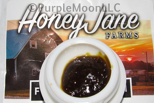 Honey Jane Flower Rosin