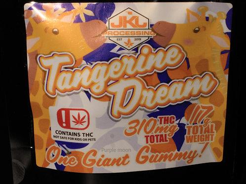 Tangerine Dream 310mg Gummie
