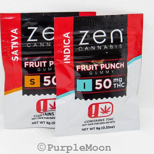 Zen Gummies 50mg