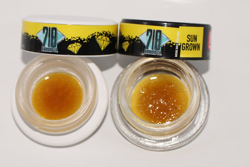 710 Cured Resin 1g