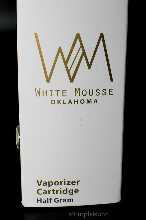 White Mousse .5 Cure/Live Carts