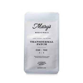 Mary Medicinal Transdermal Patch