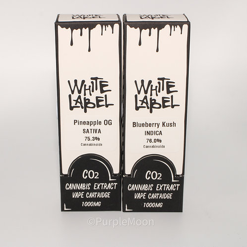 White Label 1g Carts
