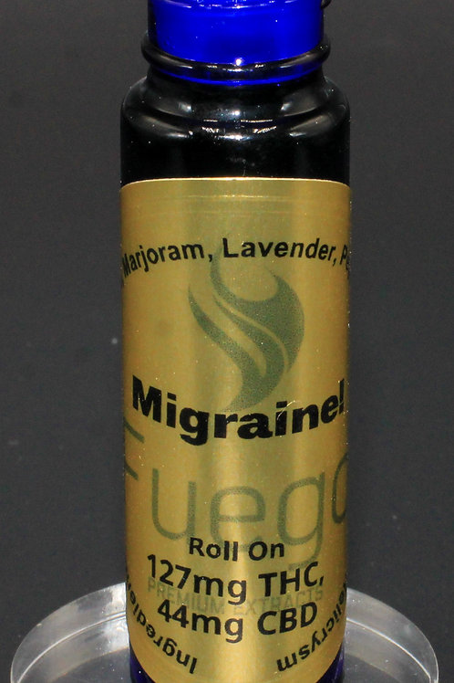 Fuego Pain Roll-on Oil