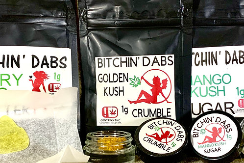 Bitchin Dabs - Shatter