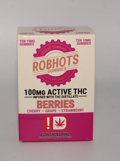 Robhots 100mg Gummies