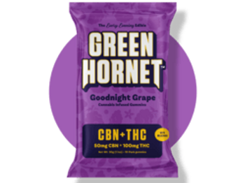 Green Hornet Goodnight Grape