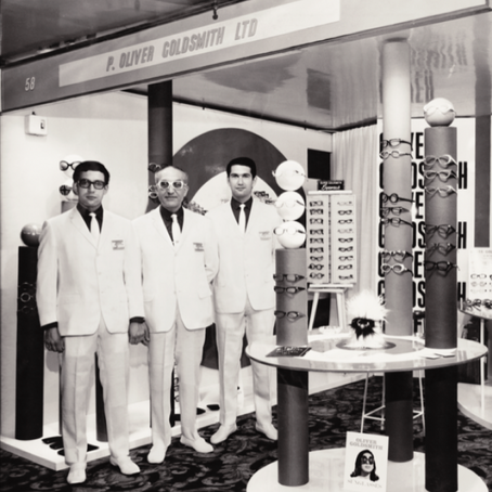 Der Pionier der Brillenbranche