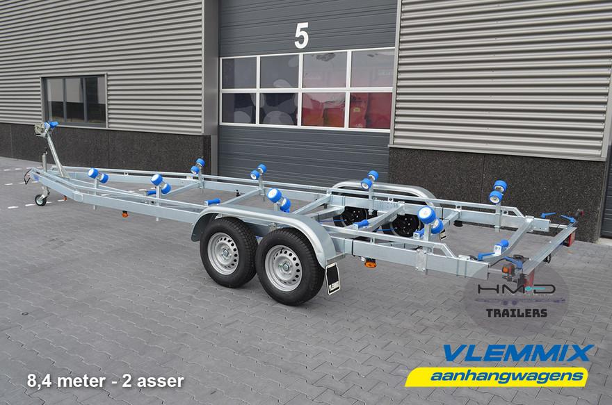 Boat Trailer_Vlemmix 8.4 metre 2 Axle-2_