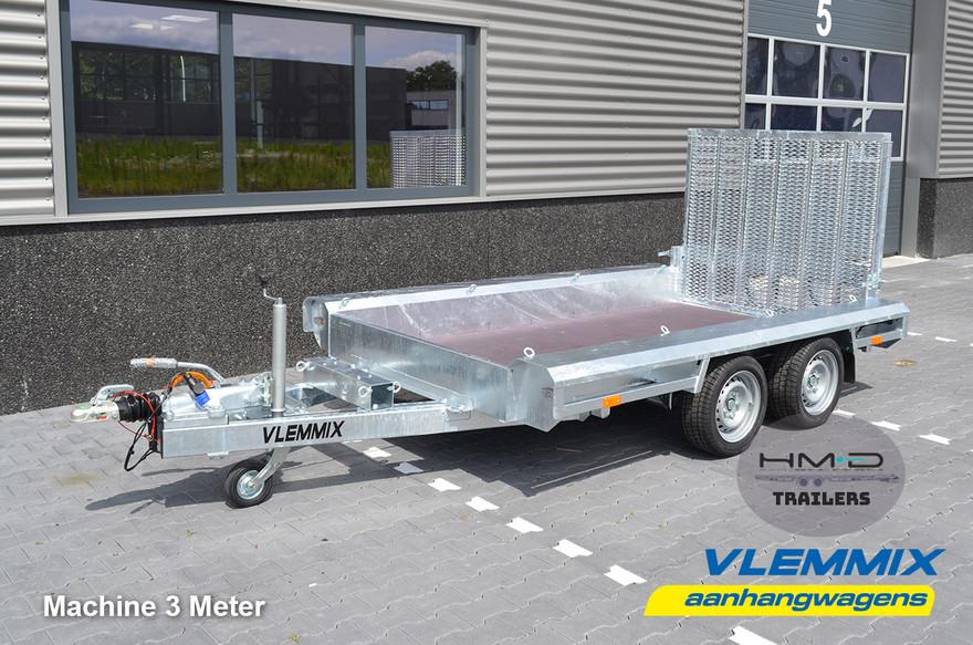 Machine Transport Trailer_Vlemmix 3 metr