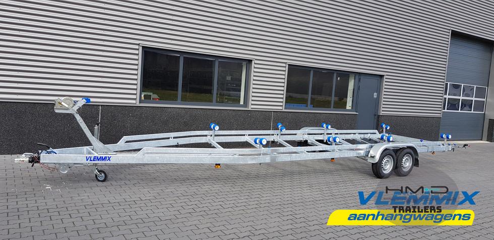 Boat Trailer_Vlemmix 10 metre 2 Axle 180