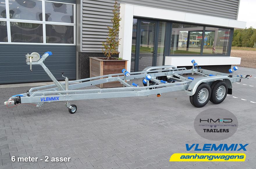 Boat Trailer_Vlemmix 6.31 metre 2 Axle-1