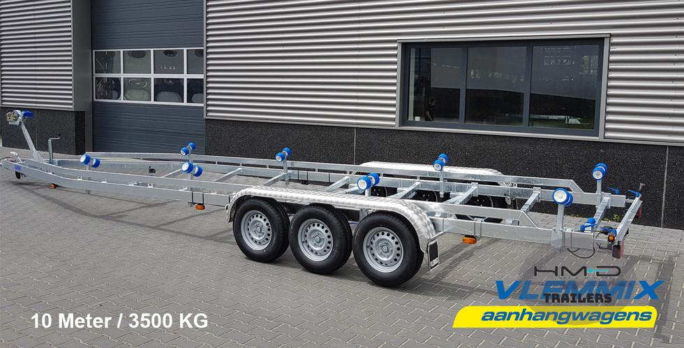 Boat Trailer_Vlemmix 10 metre 3 Axle 350