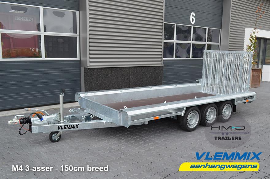 Machine Transport Trailer_Vlemmix 4 metr