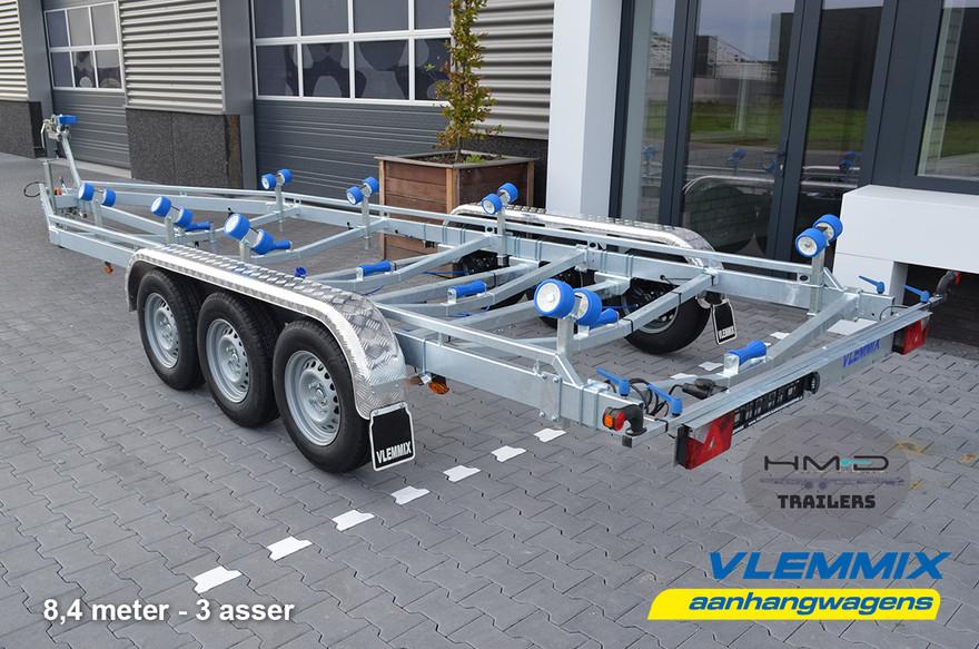 Boat Trailer_Vlemmix 8.4 metre 3 Axle-2_