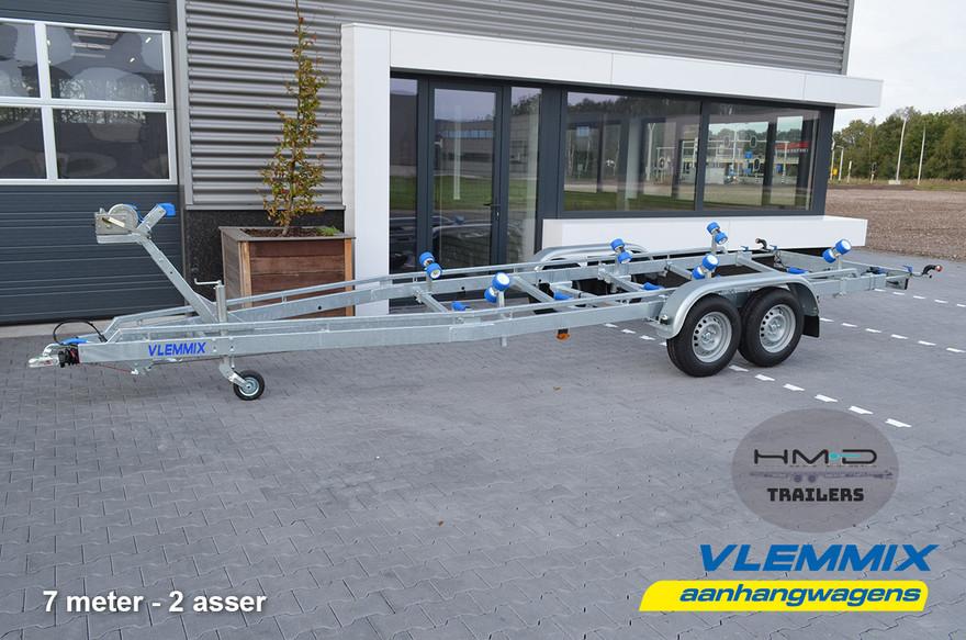 Boat Trailer_Vlemmix 7 metre 2 Axle-1_HM