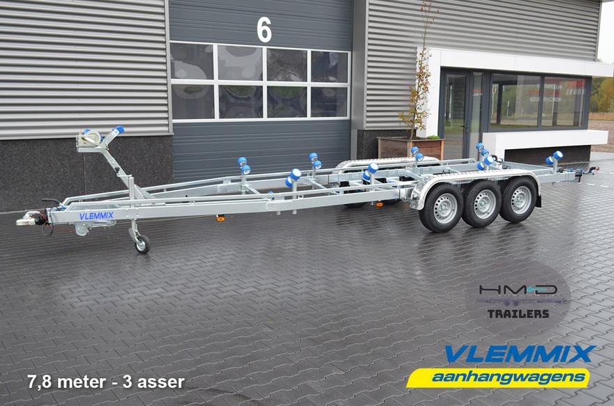 Boat Trailer_Vlemmix 7.8 metre 3 Axle-1_