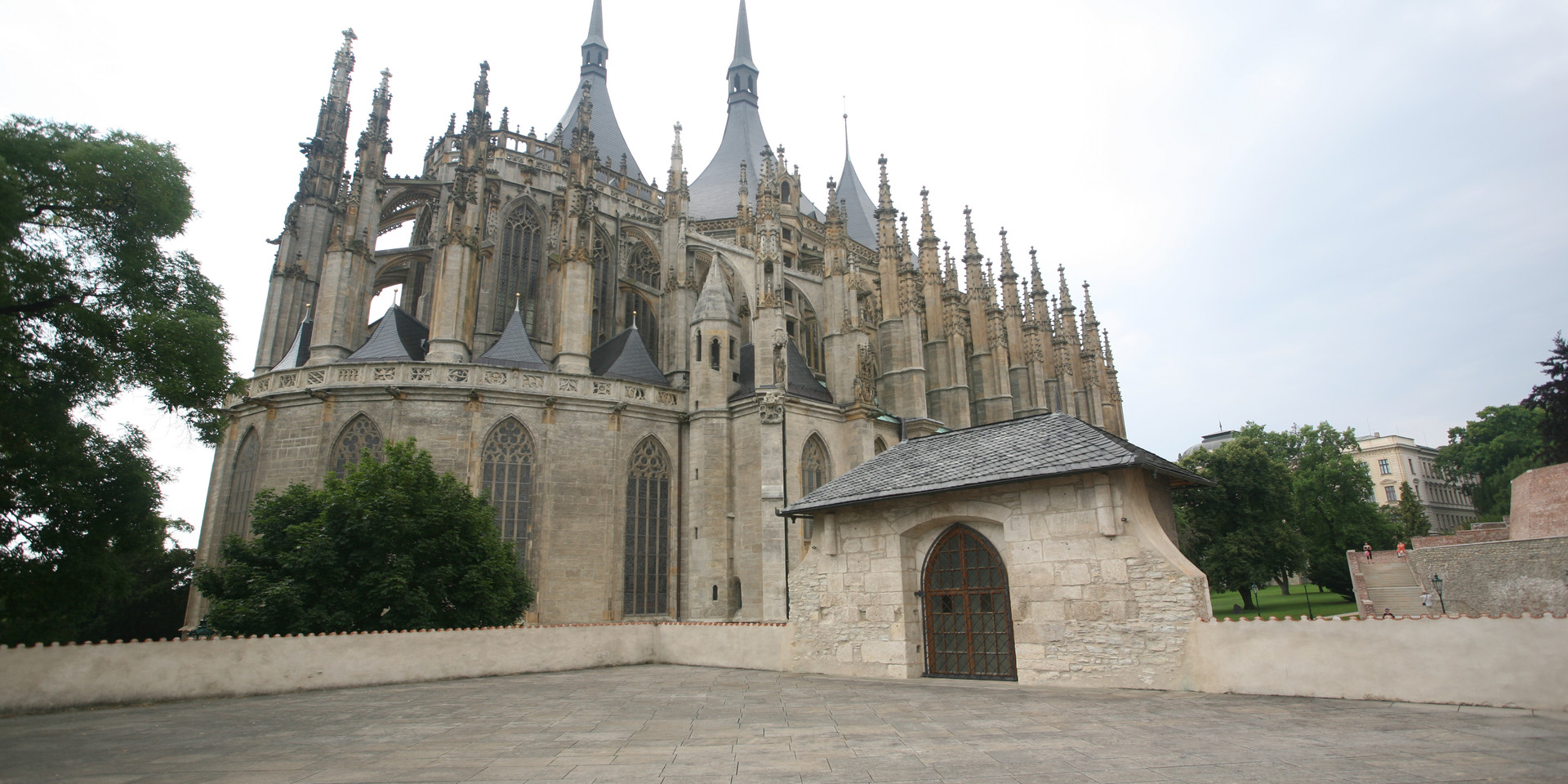 Sint-Barbara church