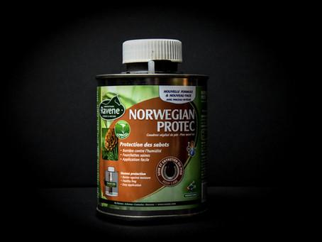 J'ai testé le goudron Norwegian Protec by Ravene